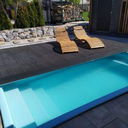 Bazeny bauer realizacia bazena rodinny dom